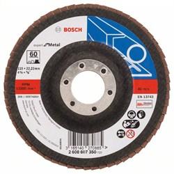 Bosch Лепестковый шлифкруг 115 мм, 22,23 мм, 60 [2608607350]