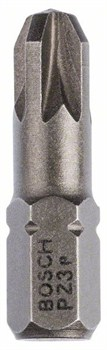 Насадка-бита Bosch Extra Hart PZ 3, 25 mm [2607001563]