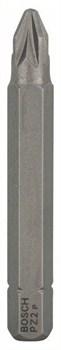 Насадка-бита Bosch Extra Hart PZ 2, 51 mm [2607001571](цена указана за 1 биту)