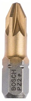 Насадка-бита Bosch Max Grip PZ 2, 25 mm [2607001594]