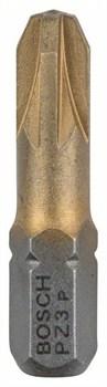 Насадка-бита Bosch Max Grip PZ 3, 25 mm [2607001595]