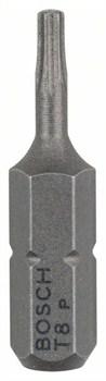 Насадка-бита Bosch Extra Hart T8, 25 mm [2607001601]