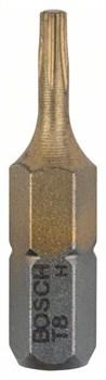 Насадка-бита Bosch Max Grip T8, 25 mm [2607001687]