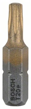 Насадка-бита Bosch Max Grip T20, 25 mm [2607001691]