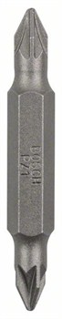 Набор из 3 двухсторонних насадок Bosch PZ1; PZ1; 45 mm [2607001741]