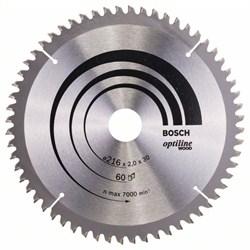 Пильный диск Bosch Optiline Wood 216 x 30 x 2,0 mm, 60 [2608640433]