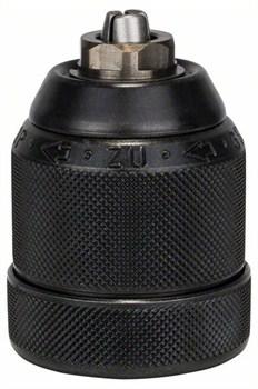 """Bosch Быстрозажимный сверлильный патрон до 10 мм 1-10 мм, 1/2"""" - 20 [2608572218]"""