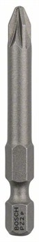 Насадка-бита Bosch Extra Hart PZ 2, 49 mm [2607002506]