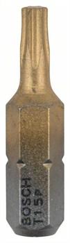 Насадка-бита Bosch Max Grip T15, 25 mm [2607002539]