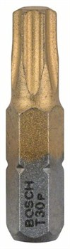 Насадка-бита Bosch Max Grip T30, 25 mm [2607002542]