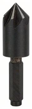 Конусный зенкер, инструментальная сталь 13,0 mm, Bosch M6-M8, 50 mm [2609255126]