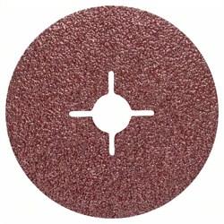Bosch Набор из 5 фибровых шлифкругов для угловых шлифмашин, корунд  [2609256249]