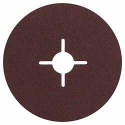 Bosch Набор из 5 фибровых шлифкругов для угловых шлифмашин, корунд  [2609256253]