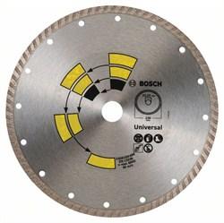 Алмазный отрезной круг Bosch Universal Turbo 230 x 22,23 x 2,6 x 8,0 mm [2609256409]