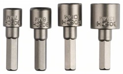 Bosch Набор торцовых ключей 36; 36; 38; 38 mm [2609255904]