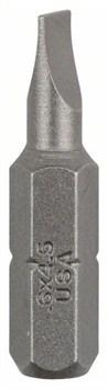 Бита Bosch Standard HEX S 0,6 x 4,5, 25 mm [2609255908]