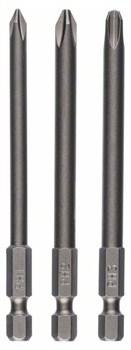 Набор из 3 отвёрток-насадок (Bosch PH) PH1; PH2; PH3; 89 mm [2609255966]