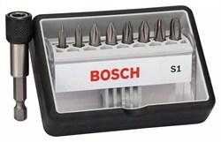 Набор Bosch Robust Line из 8+1 насадок-бит S Extra Hart 25 mm, 8+1tlg. [2607002560]