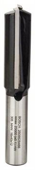 Пазовая фреза 12 mm, Bosch D1 16 mm, L 40 mm, G 81 mm [2608628466]