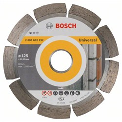 Алмазный отрезной круг Bosch Standard for Universal 125 x 22,23 x 1,6 x 10 mm [2608602192]