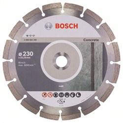 Алмазный отрезной круг Bosch Standard for Concrete 230 x 22,23 x 2,3 x 10 mm [2608602200]