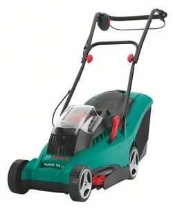 Аккумуляторная газонокосилка Bosch Rotak 34 LI [0600881E00]