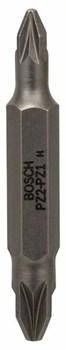 60 БИТ ДВУСТОРОННИХ Bosch PZ2/PZ1 45ММ ECO [2608521266]