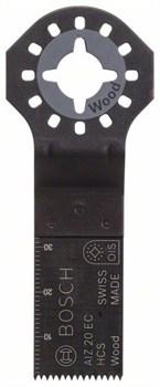 Погружное пильное полотно Bosch HCS AIZ 20 EC, Wood 30 x 20 mm [2608661638]