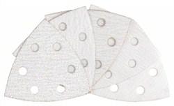 Набор из 10 шлифлистов, Bosch White Paint 93 mm; 60; 80; 100; 240; 320 [2608607542]