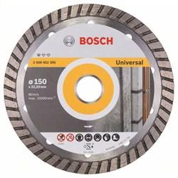 Алмазный отрезной круг Bosch Standard for Universal Turbo 150 x 22,23 x 2,5 x 10 mm [2608602395]