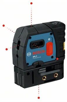 Лазерный отвес Bosch GPL 5 [0601066200]