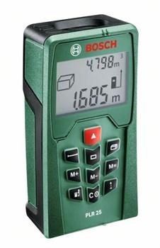 Цифровые лазерные дальномеры Bosch PLR 25 [0603016220]