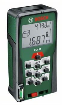 Цифровые Лазерный дальномер Bosch PLR 50 [0603016320]