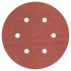 Bosch Набор из 50 шлифлистов 150 mm, 240 [2608607839]