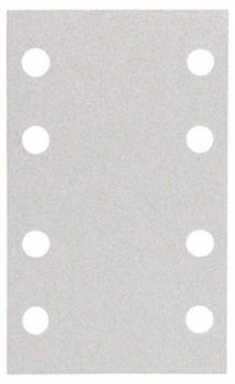 Bosch Набор из 50 шлифлистов 80 x 133 mm, 80 [2608607954]