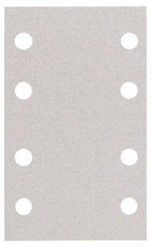 Bosch Набор из 50 шлифлистов 80 x 133 mm, 100 [2608607955]