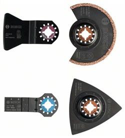 Набор по керамической плитке из 4 шт. Bosch ACZ 85 RT (1x); AVZ 78 RT(1x); ATZ 52 SC (1x); AIZ 20 AB (1x) [2609256978]