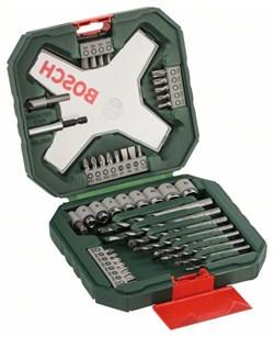 Набор сверл и насадок-бит Bosch X-Line Multi из 44 шт. [2607010609]