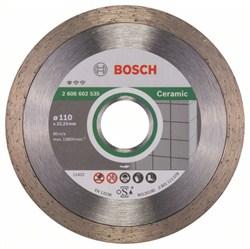 Алмазный отрезной круг Bosch Standard for Ceramic 110 x 22,23 x 1,6 x 7,5 mm [2608602535]