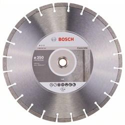 Алмазный отрезной круг Bosch Standard for Concrete 350 x 20,00+25,40 x 2,8 x 10 mm [2608602544]