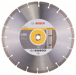 Алмазный отрезной круг Bosch Standard for Universal 350 x 20,00+25,40 x 3,1 x 10 mm [2608602549]