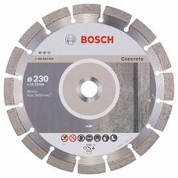 Алмазный отрезной круг Bosch Expert for Concrete 230 x 22,23 x 2,4 x 12 mm [2608602559]