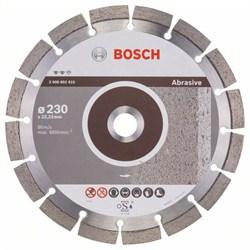Алмазный отрезной круг Bosch Expert for Abrasive 230 x 22,23 x 2,4 x 12 mm [2608602610]