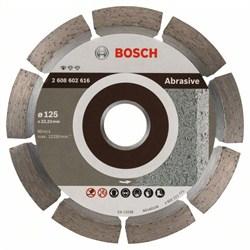 Алмазный отрезной круг Bosch Standard for Abrasive 125 x 22,23 x 6 x 7 mm [2608602616]