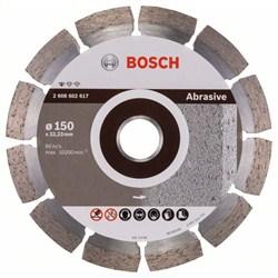 Алмазный отрезной круг Bosch Standard for Abrasive 150 x 22,23 x 2 x 10 mm [2608602617]