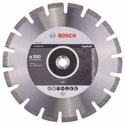Алмазный отрезной круг Bosch Standard for Asphalt 300 x 20/25,40 x 2,8 x 10 mm [2608602624]