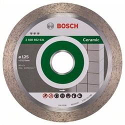 Алмазный отрезной круг Bosch Best for Ceramic 125 x 22,23 x 1,8 x 10 mm [2608602631]