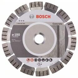 Алмазный отрезной круг Bosch Best for Concrete 180 x 22,23 x 2,4 x 12 mm [2608602654]