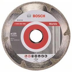 Алмазный отрезной круг Bosch Best for Marble 125 x 22,23 x 2,2 x 3 mm [2608602690]