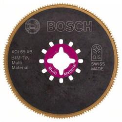Сегментированный пильный диск Bosch BIM AOI 65 AB, Multi Material 65 mm [2608661761]